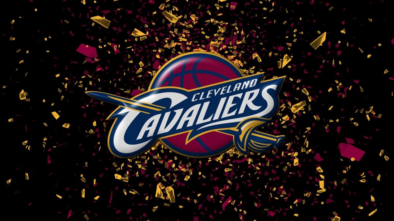 Cleveland Cavaliers for 1366 x 768 HDTV resolution