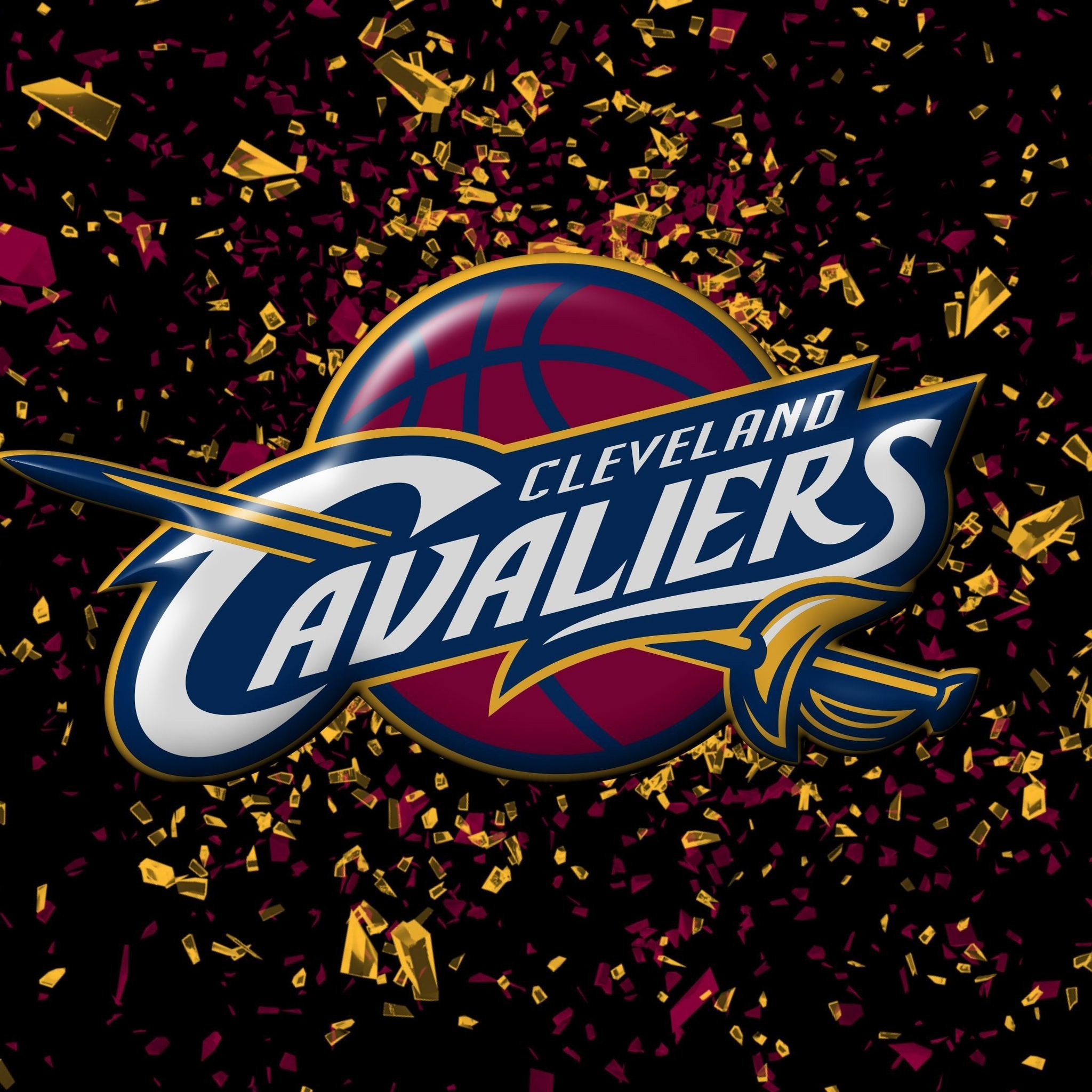 Cleveland Cavaliers for 2048 x 2048 New iPad resolution