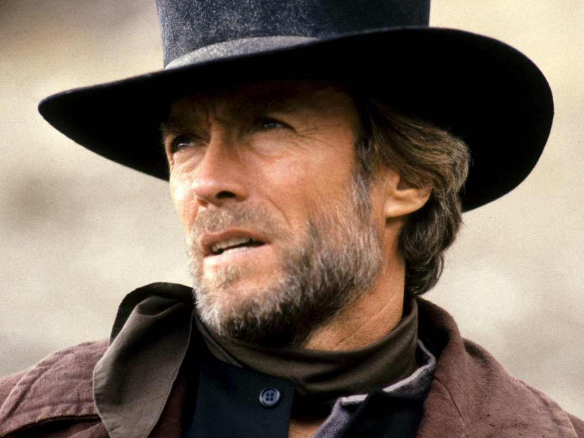 Clint Eastwood Vintage for 1152 x 864 resolution