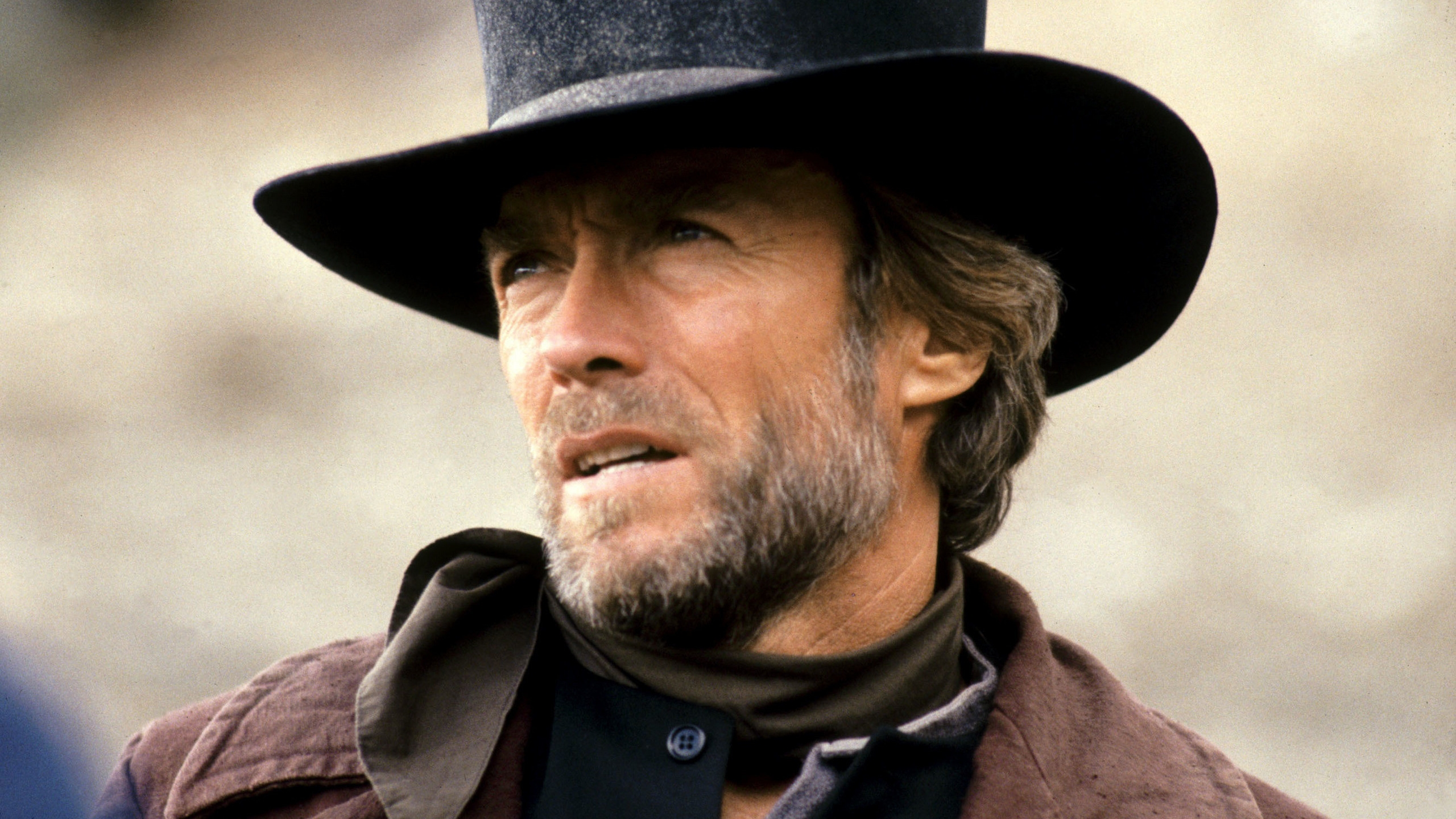 Clint Eastwood Vintage for 2560x1440 HDTV resolution