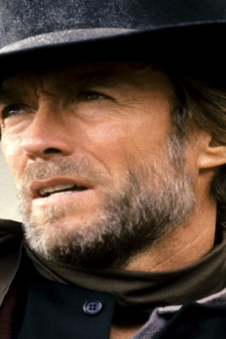 Clint Eastwood Vintage for 320 x 480 iPhone resolution