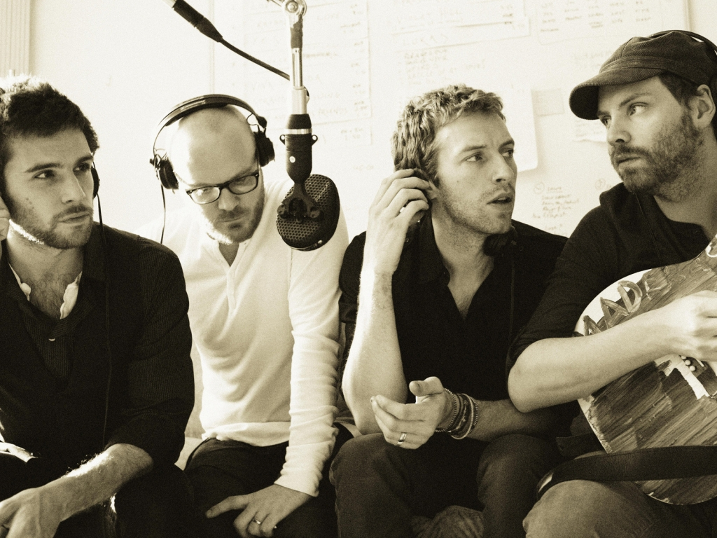 Coldplay Vintage for 1024 x 768 resolution
