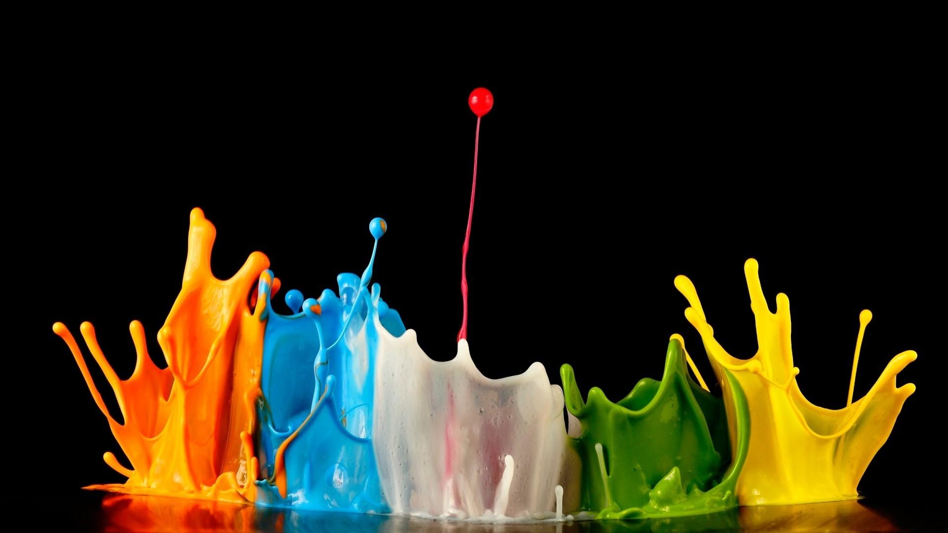 color explosion 1920 x 1080 hdtv 1080p wallpaper