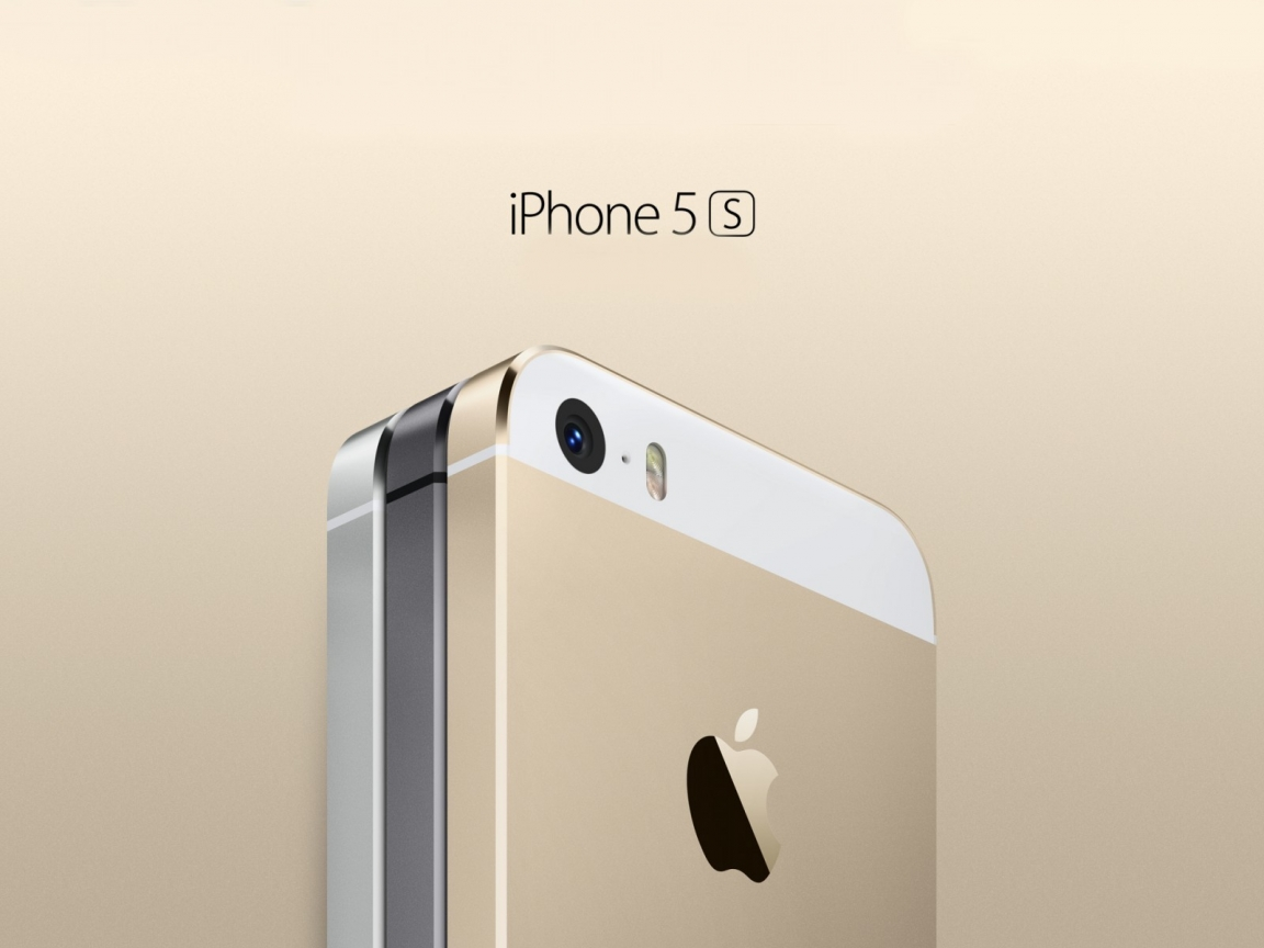 Cool iPhone 5S for 1152 x 864 resolution