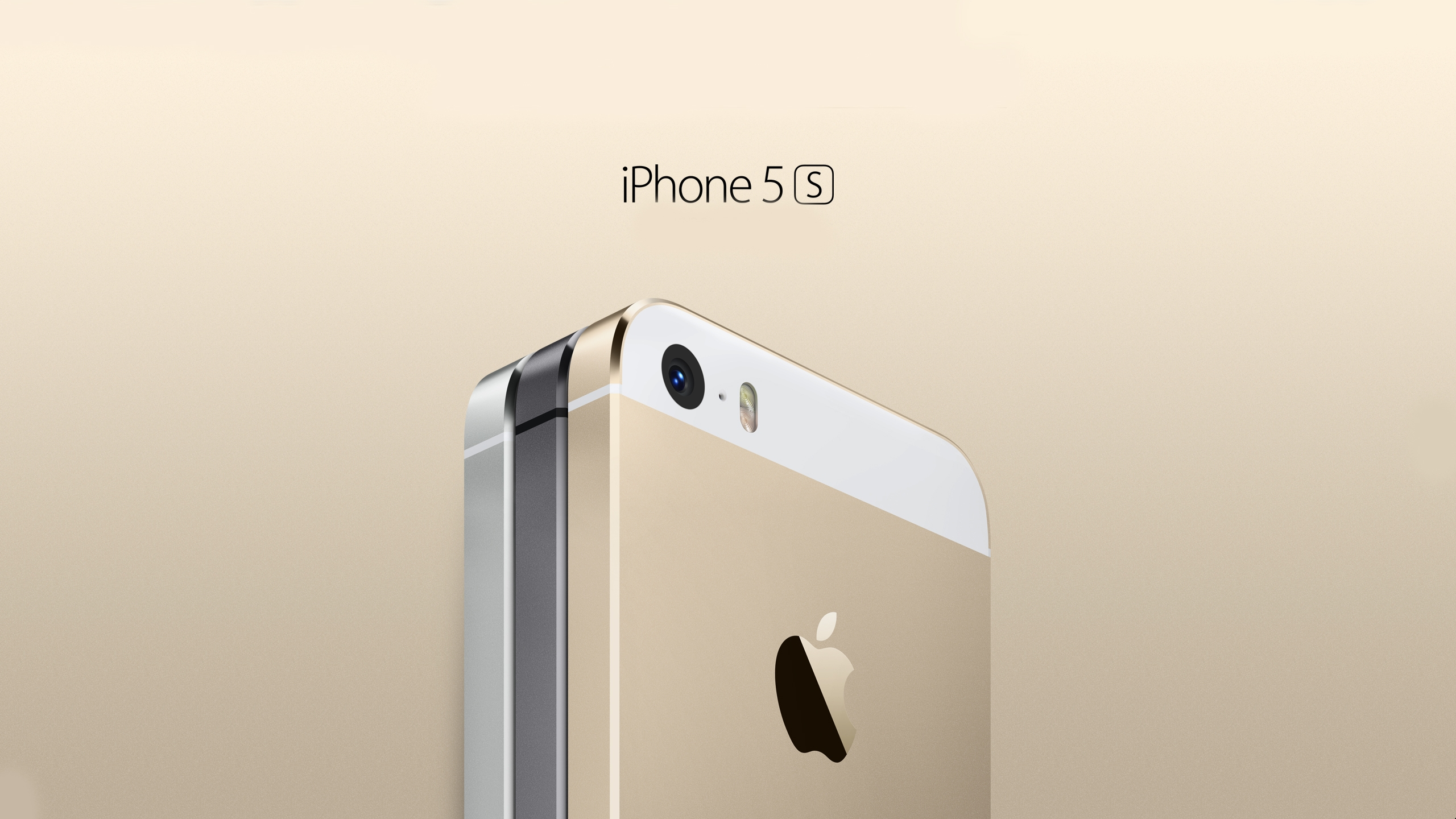 Cool iPhone 5S for 2560x1440 HDTV resolution