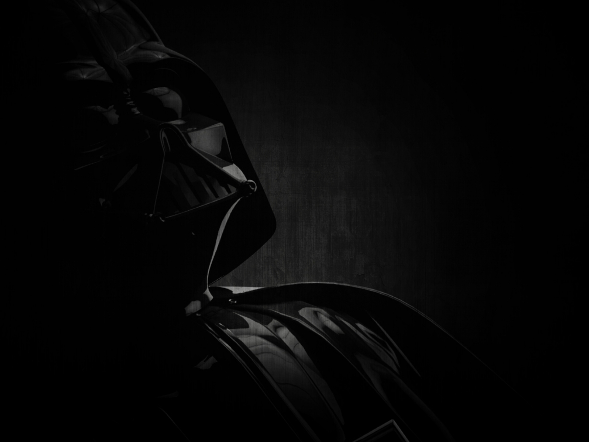 Darth Vader Character, for 1152 x 864 resolution
