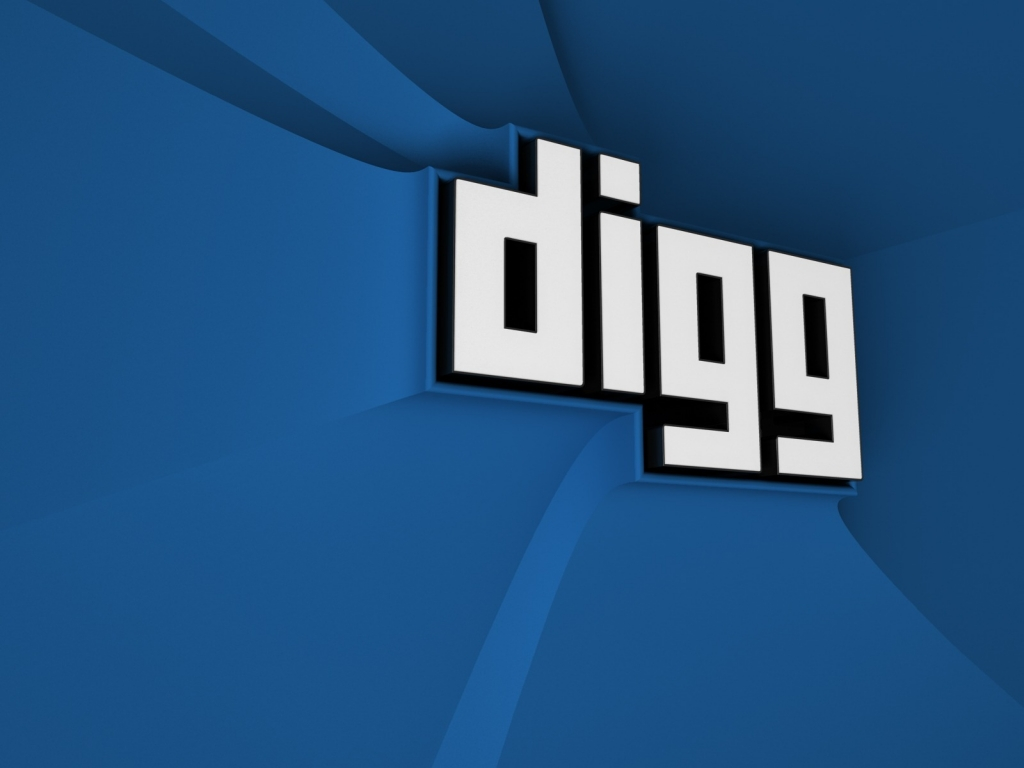 Digg for 1024 x 768 resolution