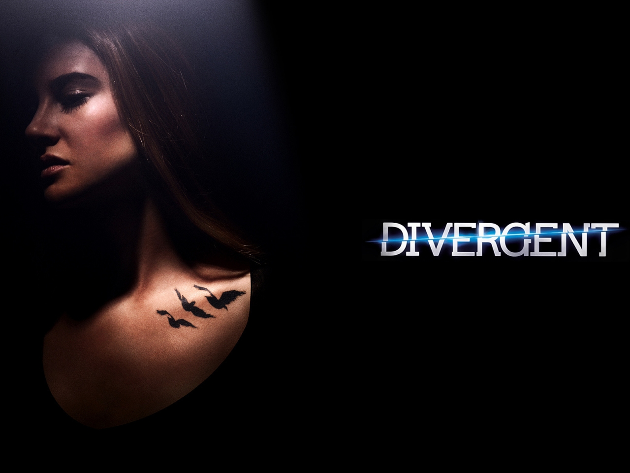Divergent 2014 Film for 1280 x 960 resolution