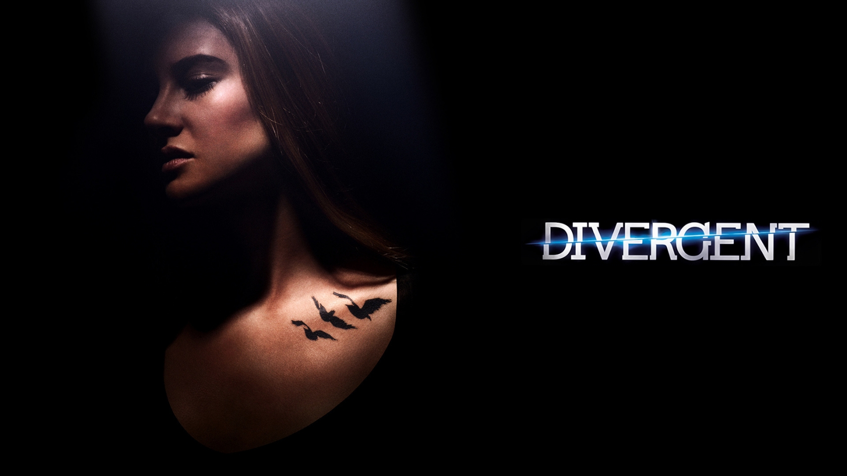 Divergent 2014 Film for 1680 x 945 HDTV resolution