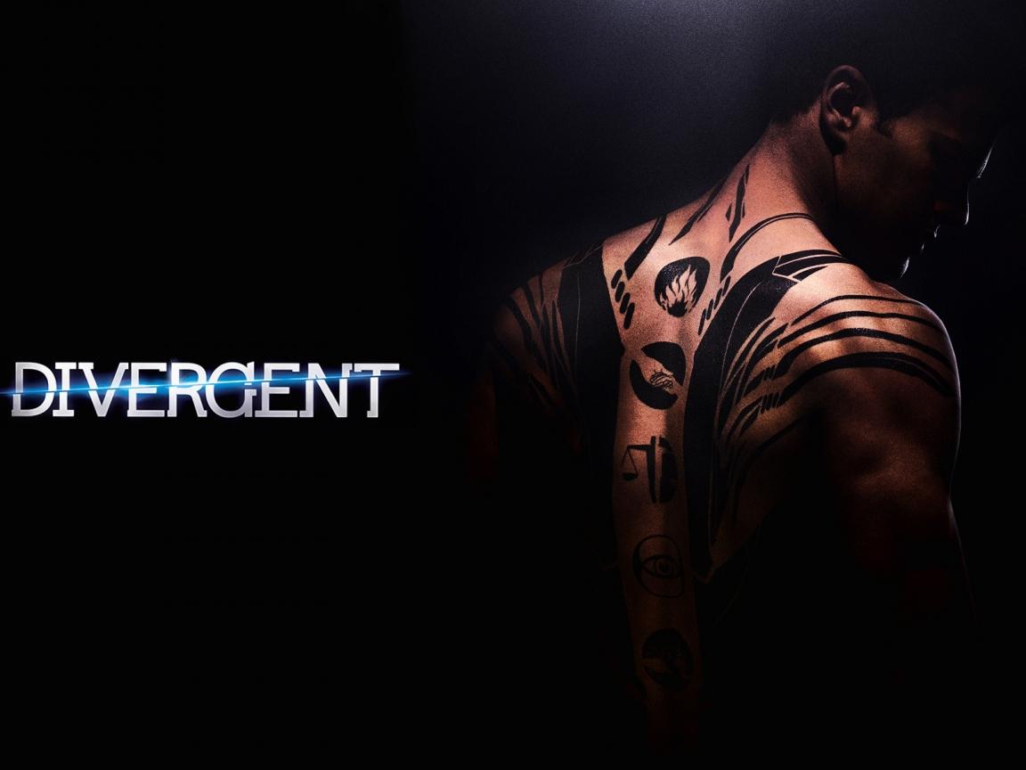 Divergent 2014 Movie 1152 X 864 Wallpaper