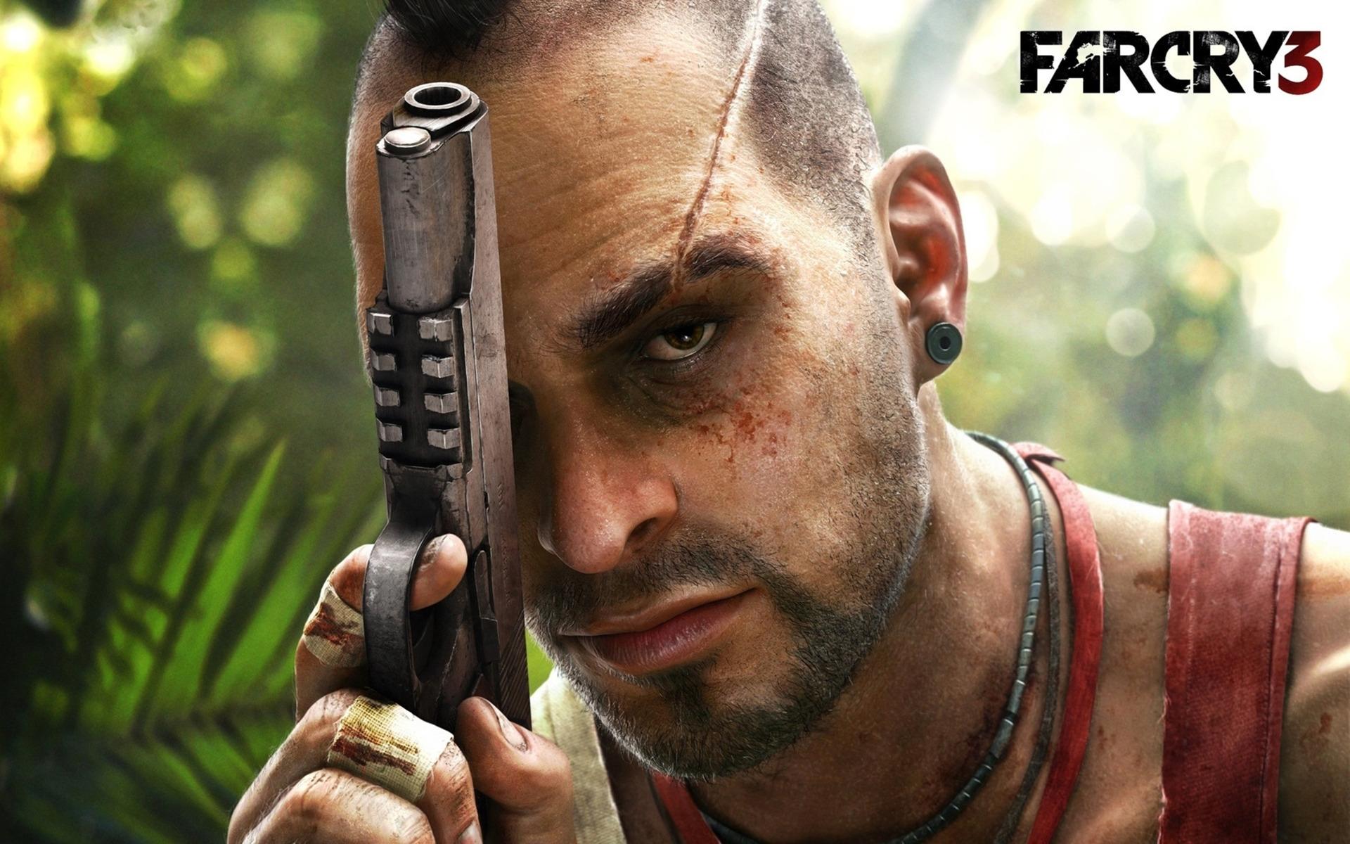 Far Cry 3 Hd Wallpaper Wallpaperfx