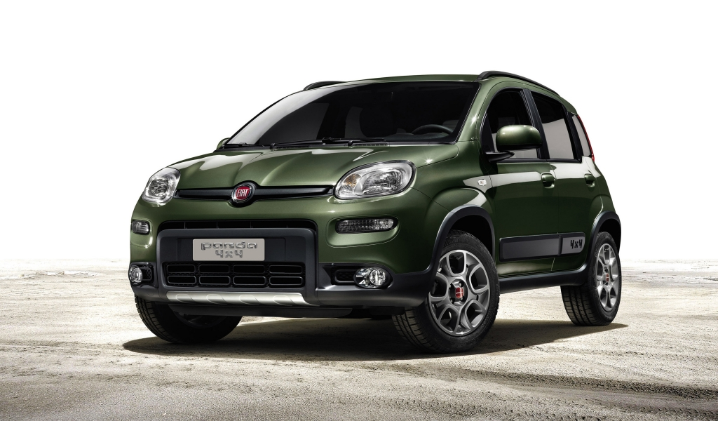 Fiat Panda 4x4 Edition 2013 for 1024 x 600 widescreen resolution
