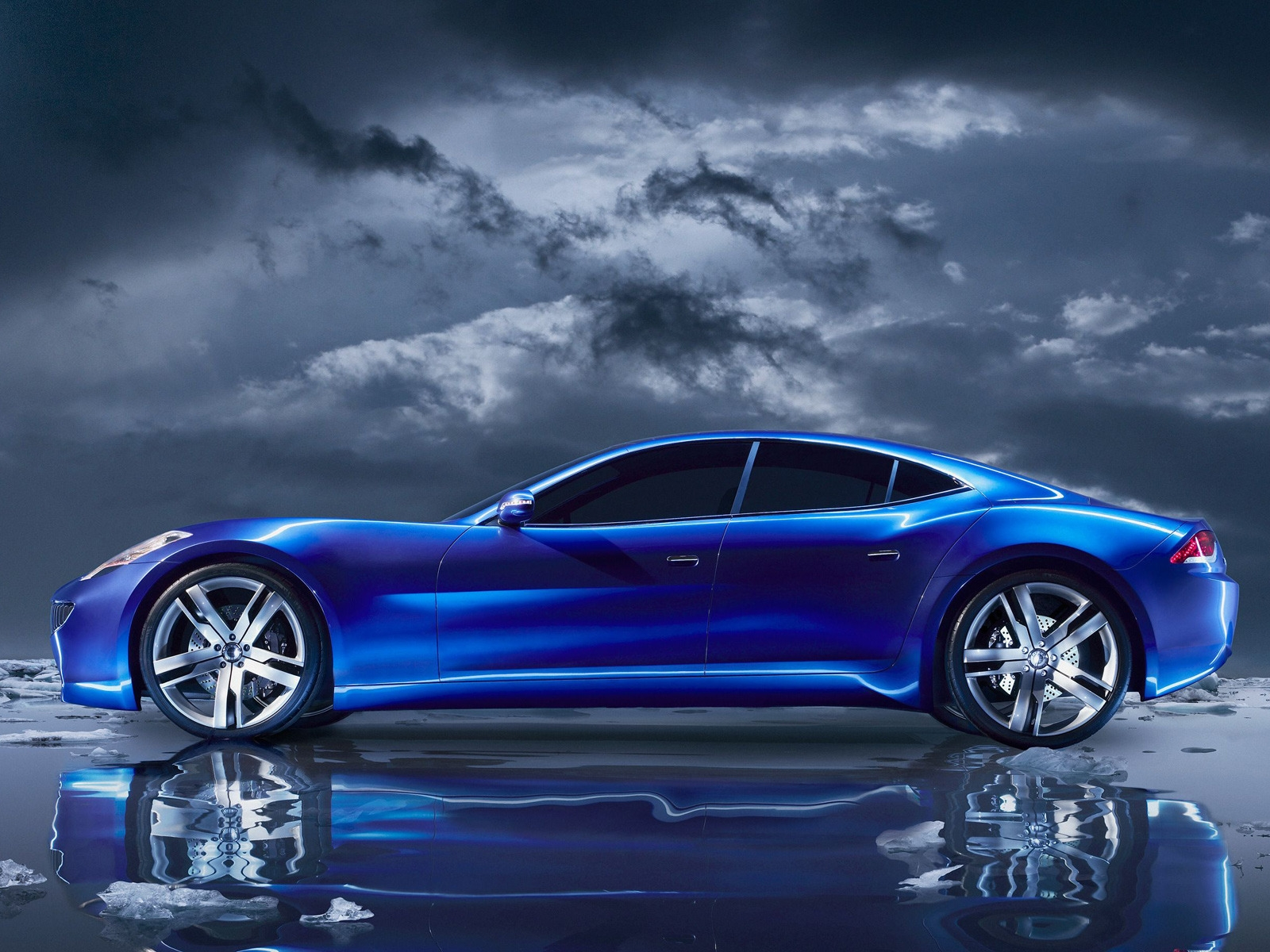 Fisker Karma Concept for 1600 x 1200 resolution