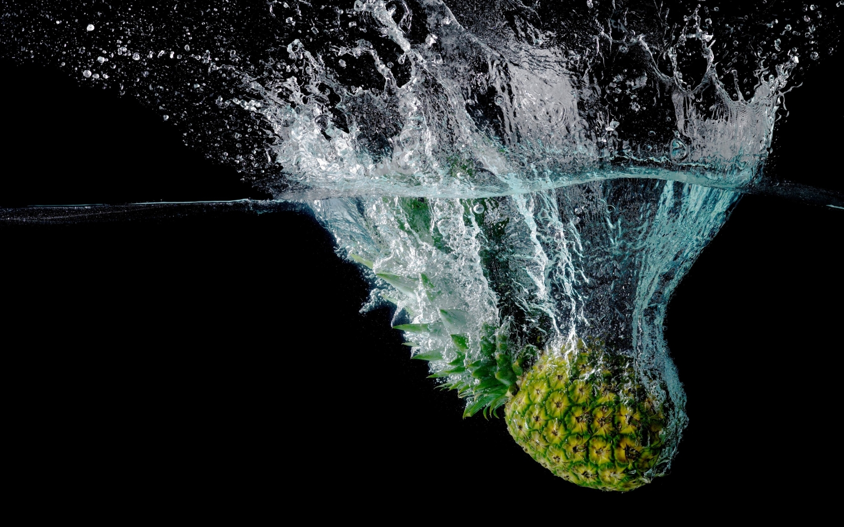 Fresh Pineapple for 1680 x 1050 widescreen resolution