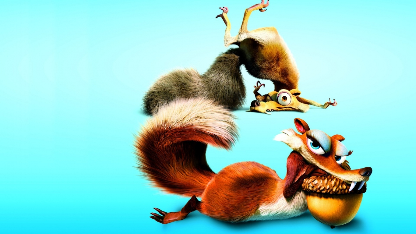 From Ice Age for 1366 x 768 HDTV resolution