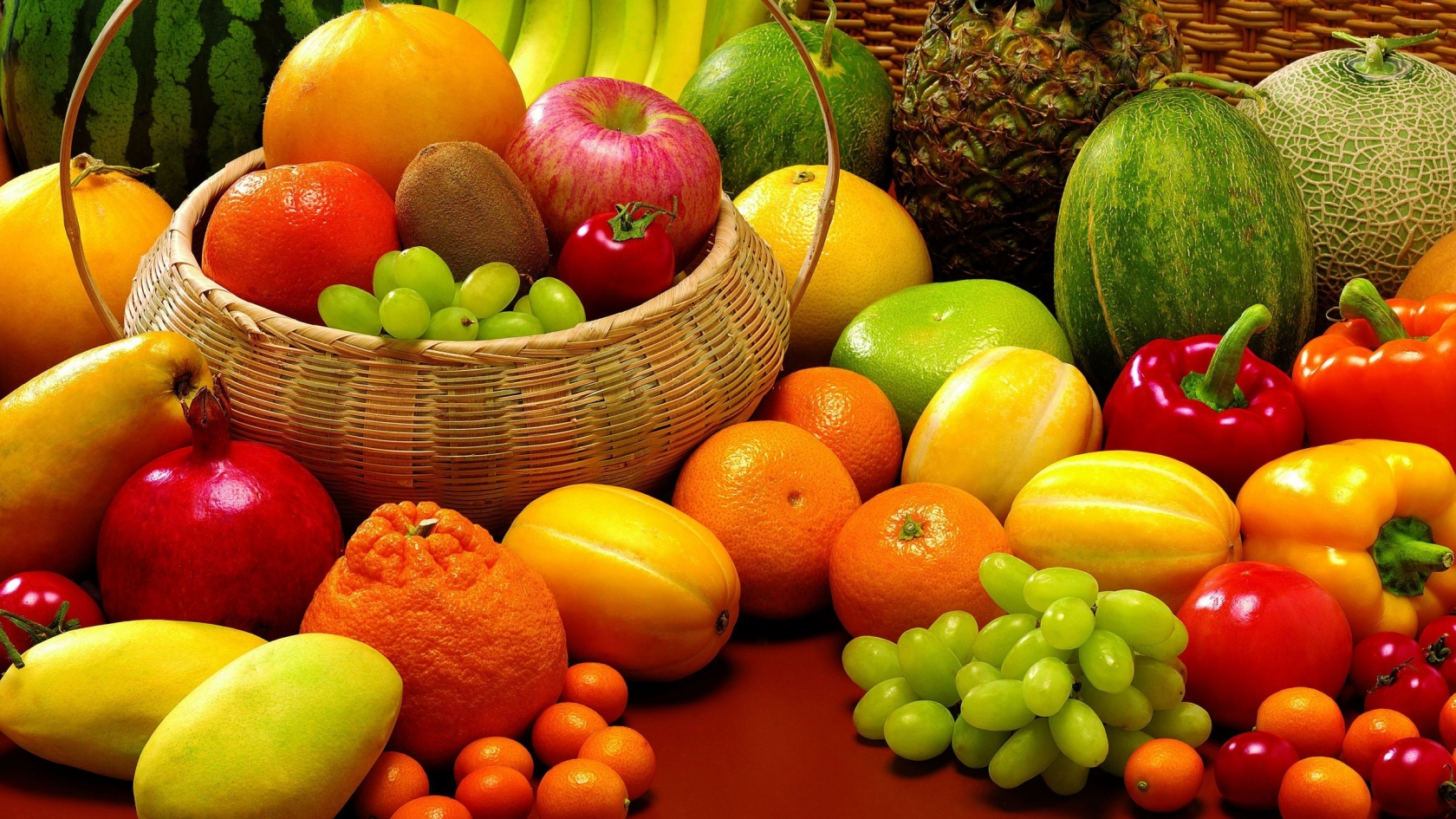 Fruits and Veggies for 1680 x 945 HDTV resolution