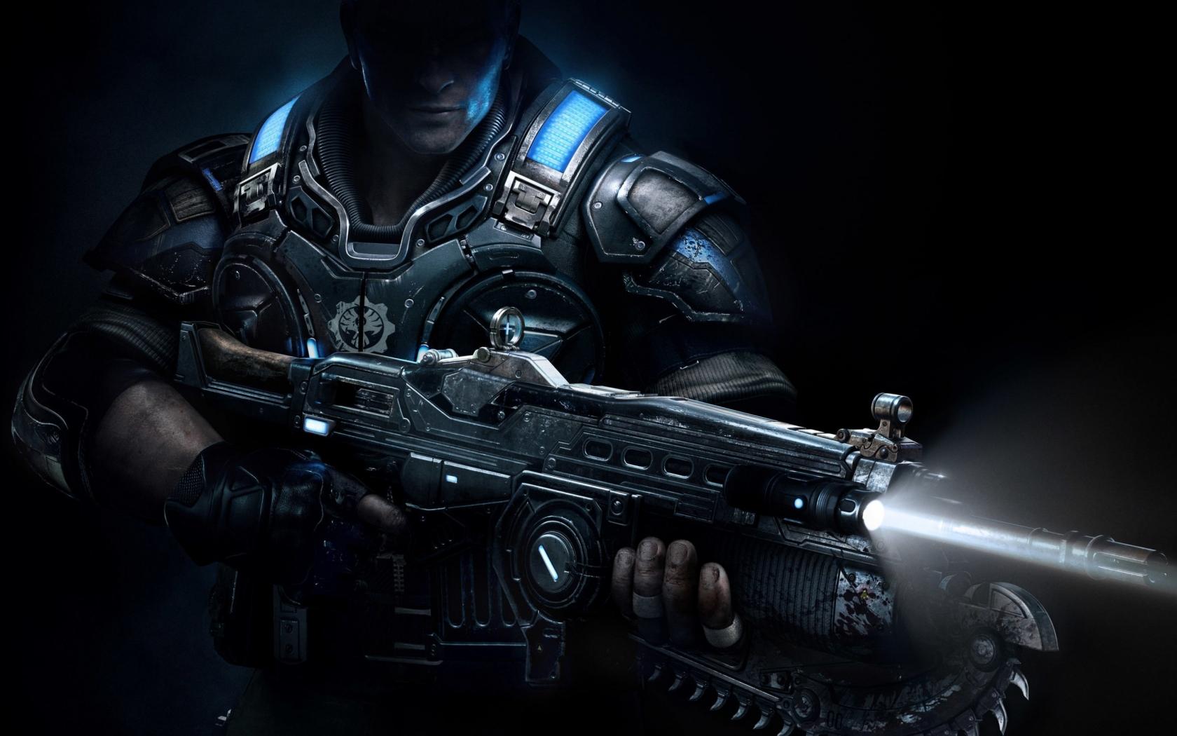 Gears Of War 4 Poster Hd Wallpaper Wallpaperfx