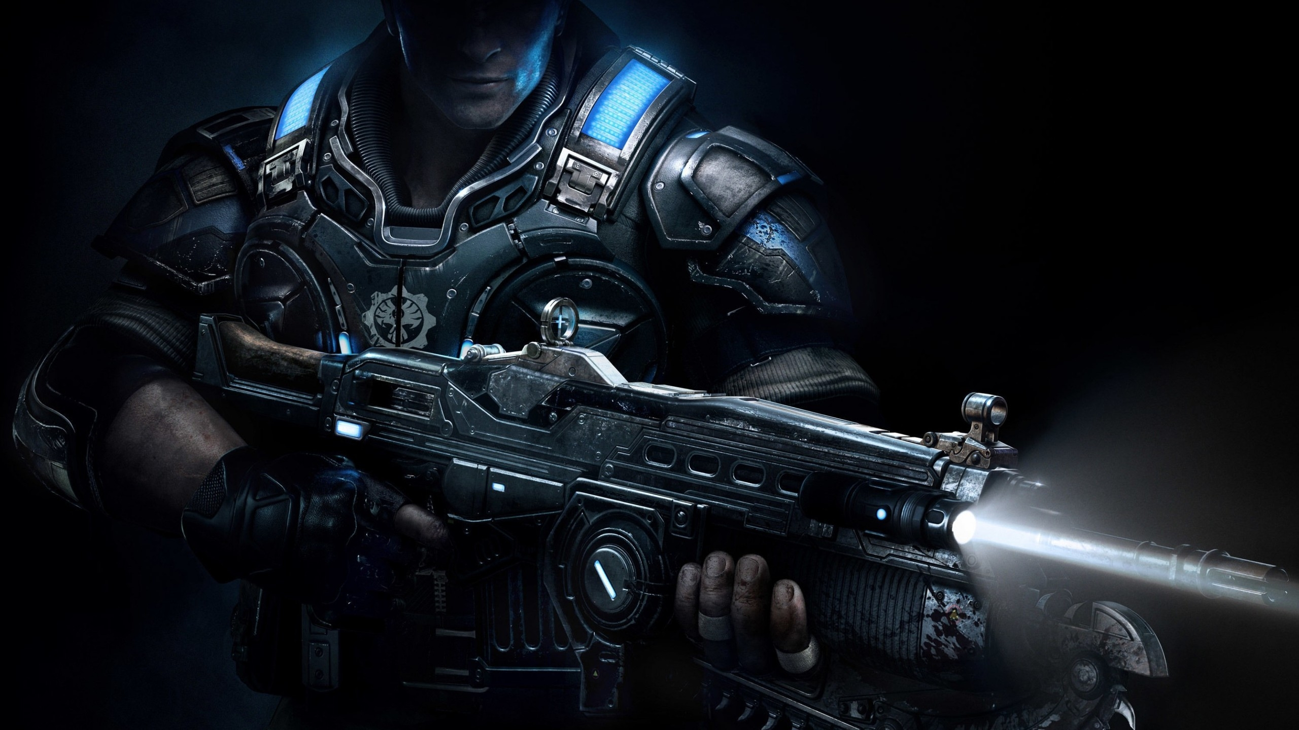 Gears of War 4 Poster for 2560x1440 HDTV resolution