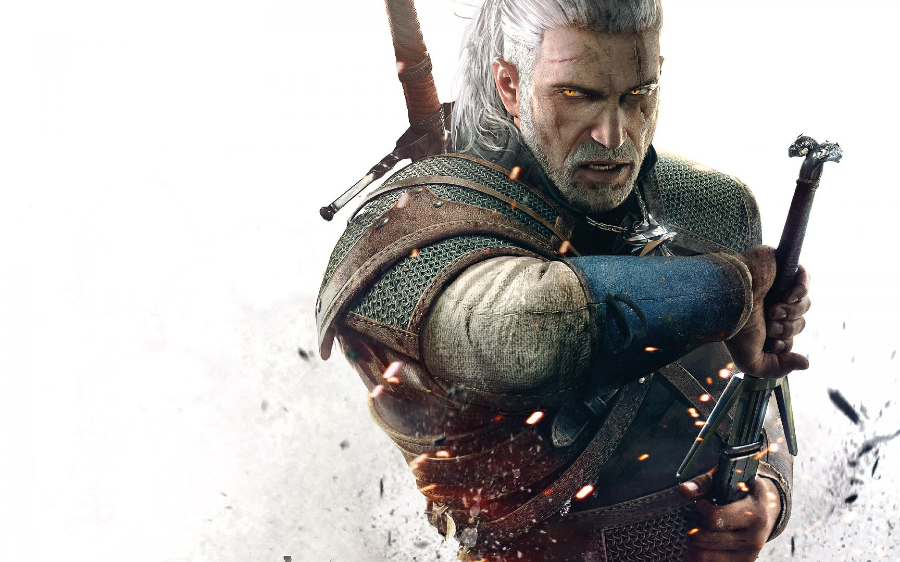 Geralt The Witcher 3 Wild Hunt Hd Wallpaper Wallpaperfx