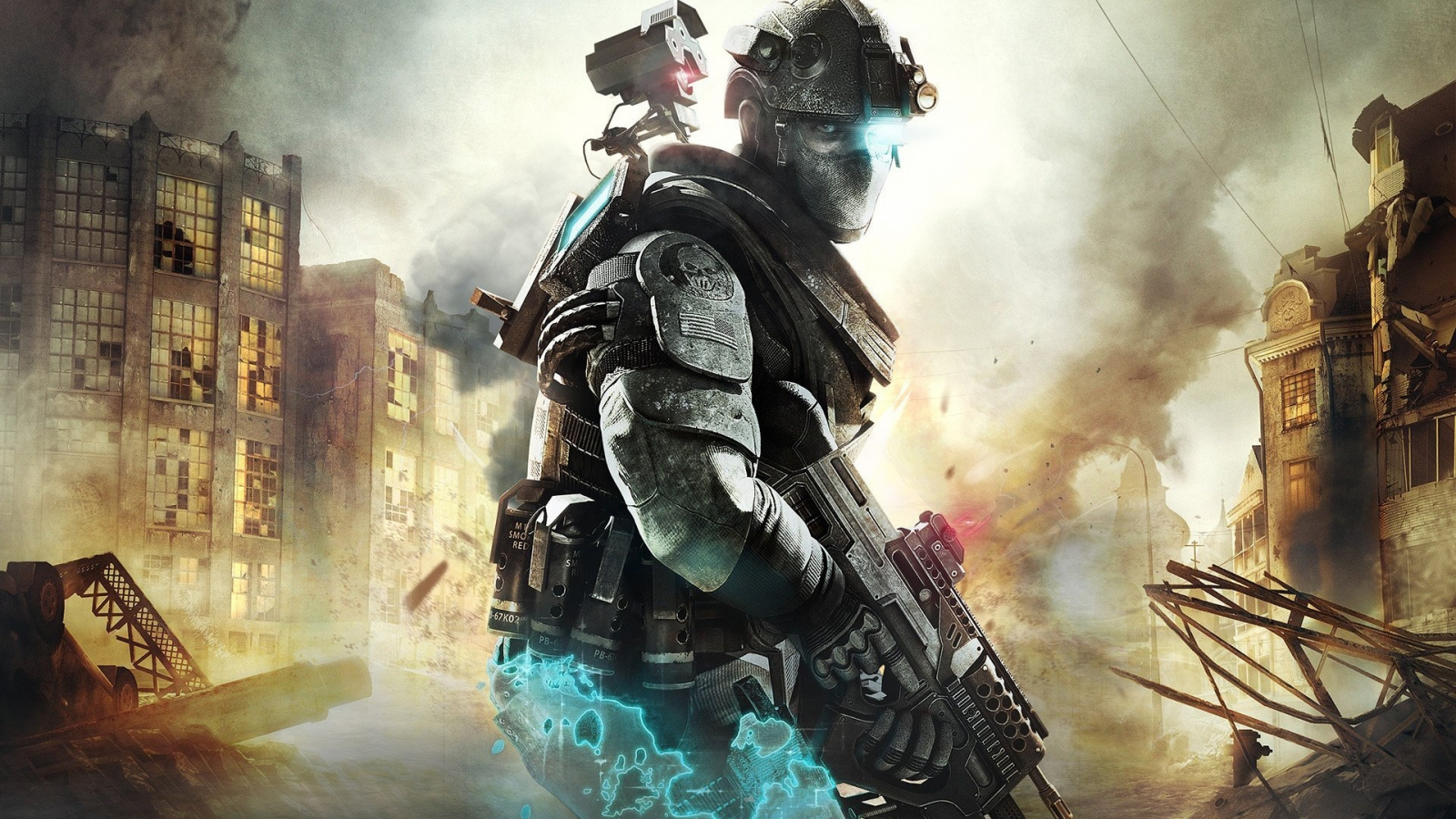 Ghost Recon Advanced Warfighter for 1600 x 900 HDTV resolution