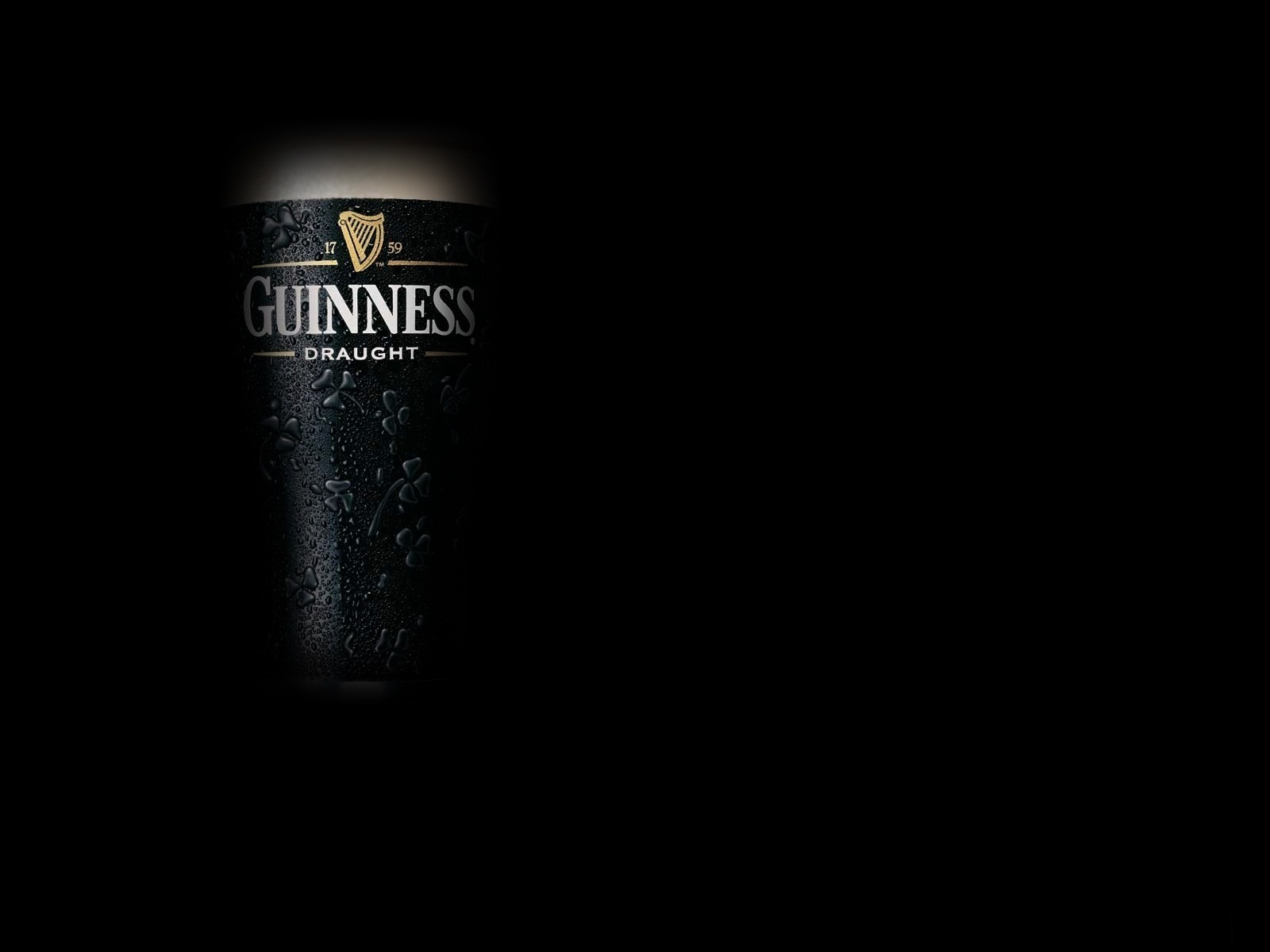 Guinness Beer for 1600 x 1200 resolution