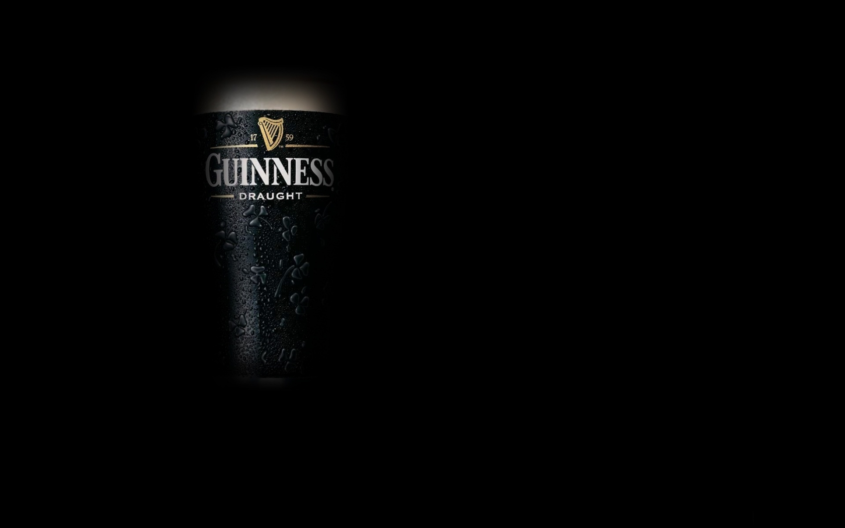 Guinness Beer for 1680 x 1050 widescreen resolution