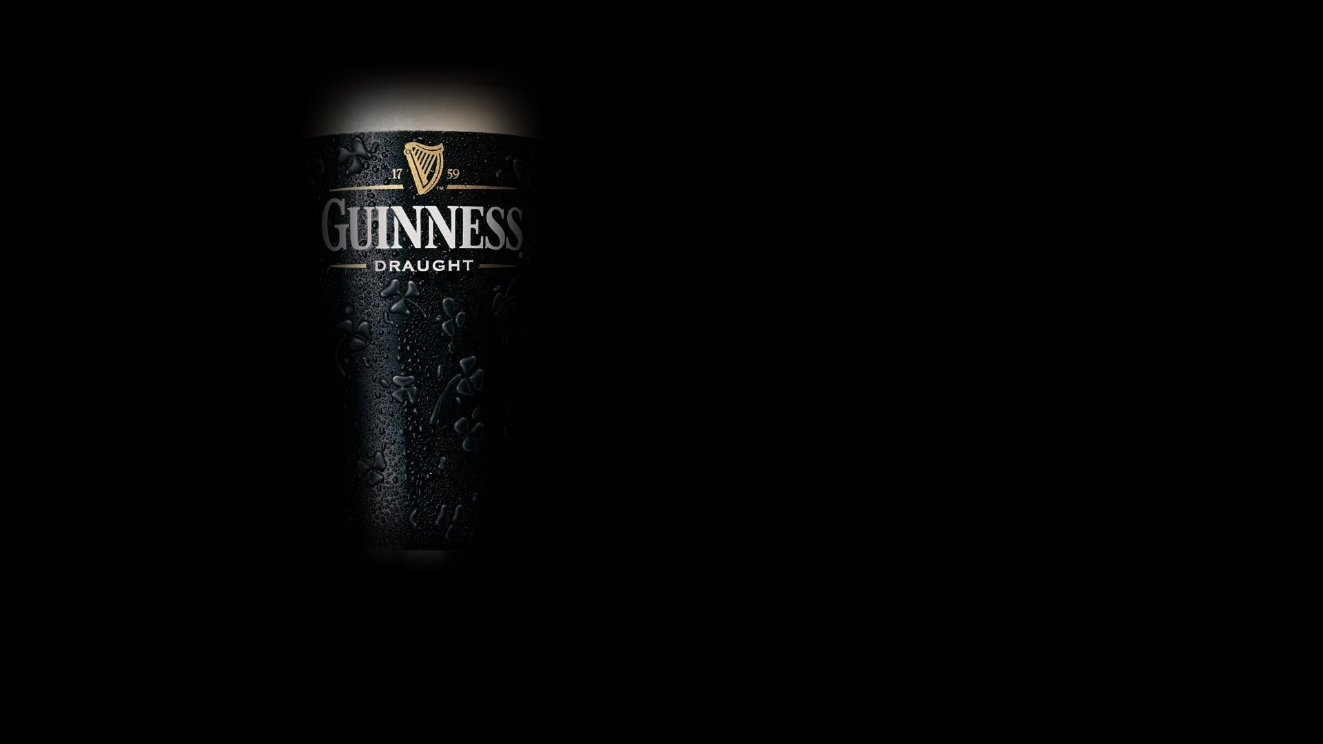 Guinness Beer for 1920 x 1080 HDTV 1080p resolution