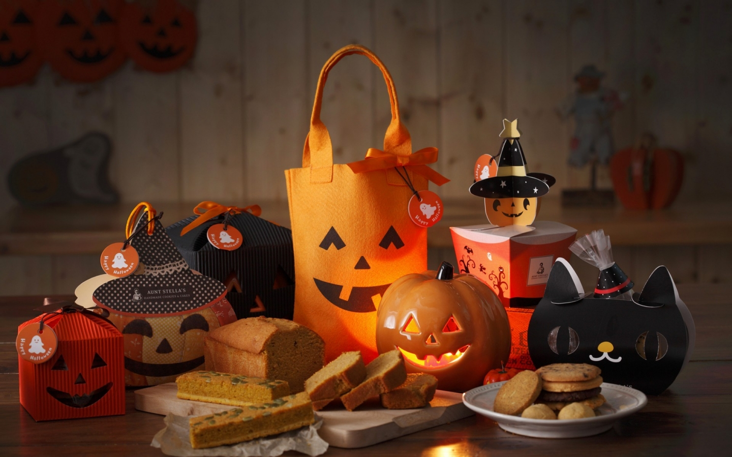 Halloween Meal for 1440 x 900 widescreen resolution