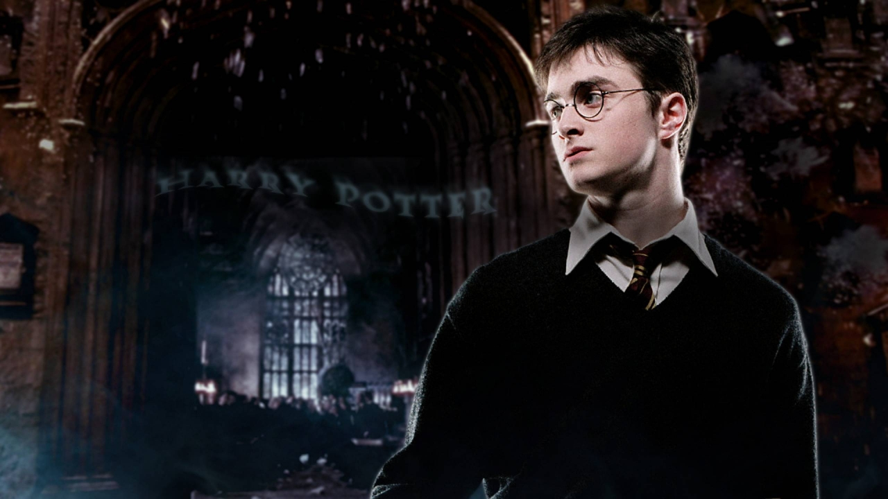 Harry Potter Daniel Radcliffe for 1280 x 720 HDTV 720p resolution