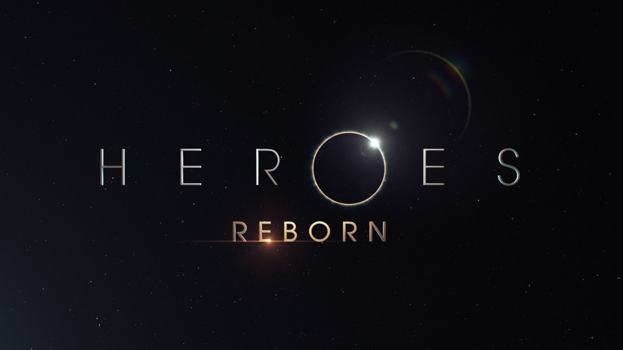 Heroes Reborn Logo for 1280 x 720 HDTV 720p resolution