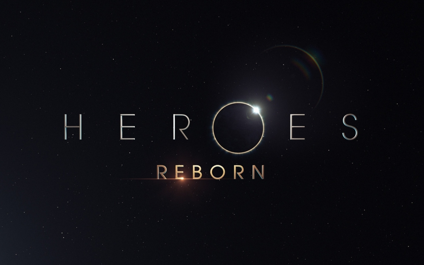 Heroes Reborn Logo for 1440 x 900 widescreen resolution