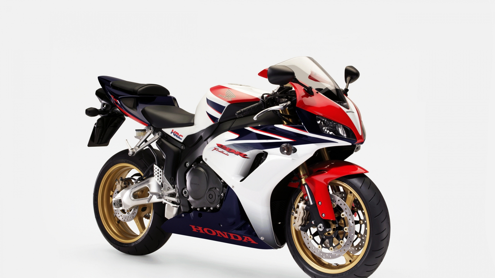 Honda CBR 1000RR for 1600 x 900 HDTV resolution