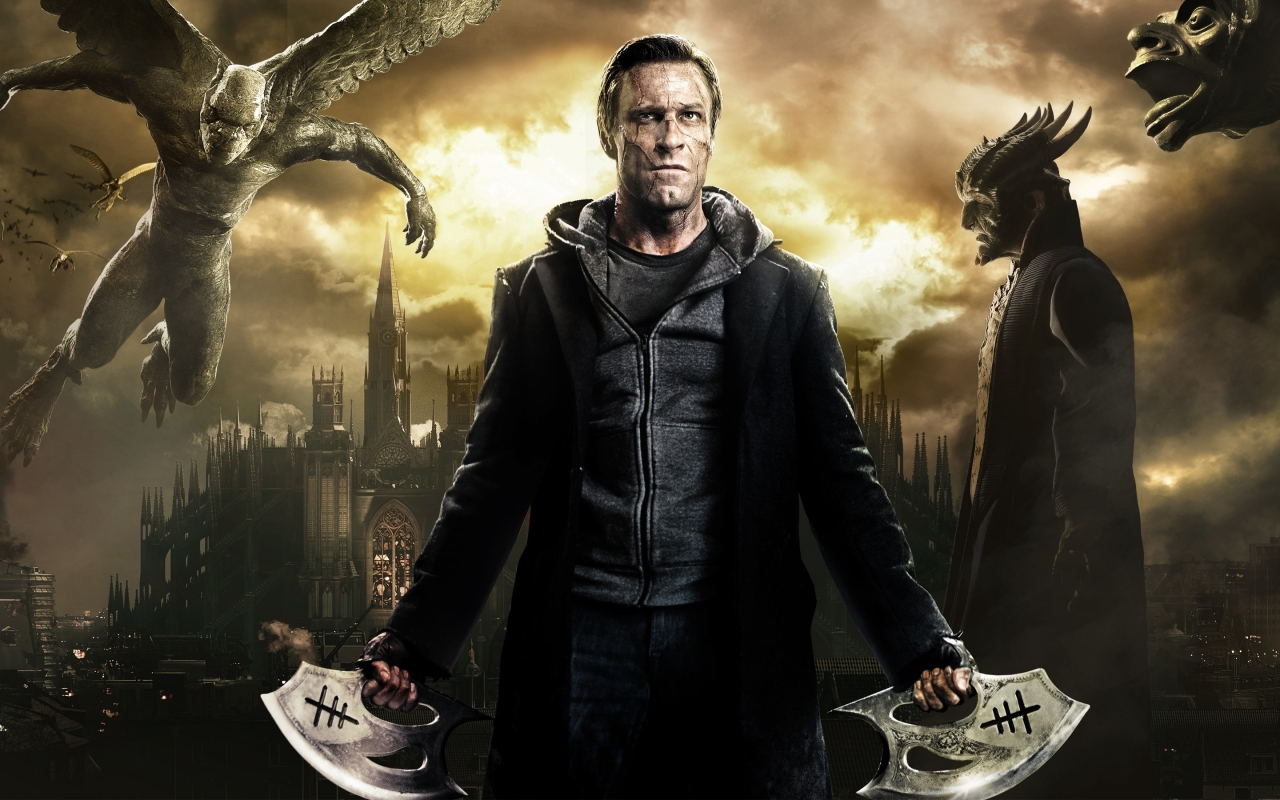 I Frankenstein Movie for 1280 x 800 widescreen resolution