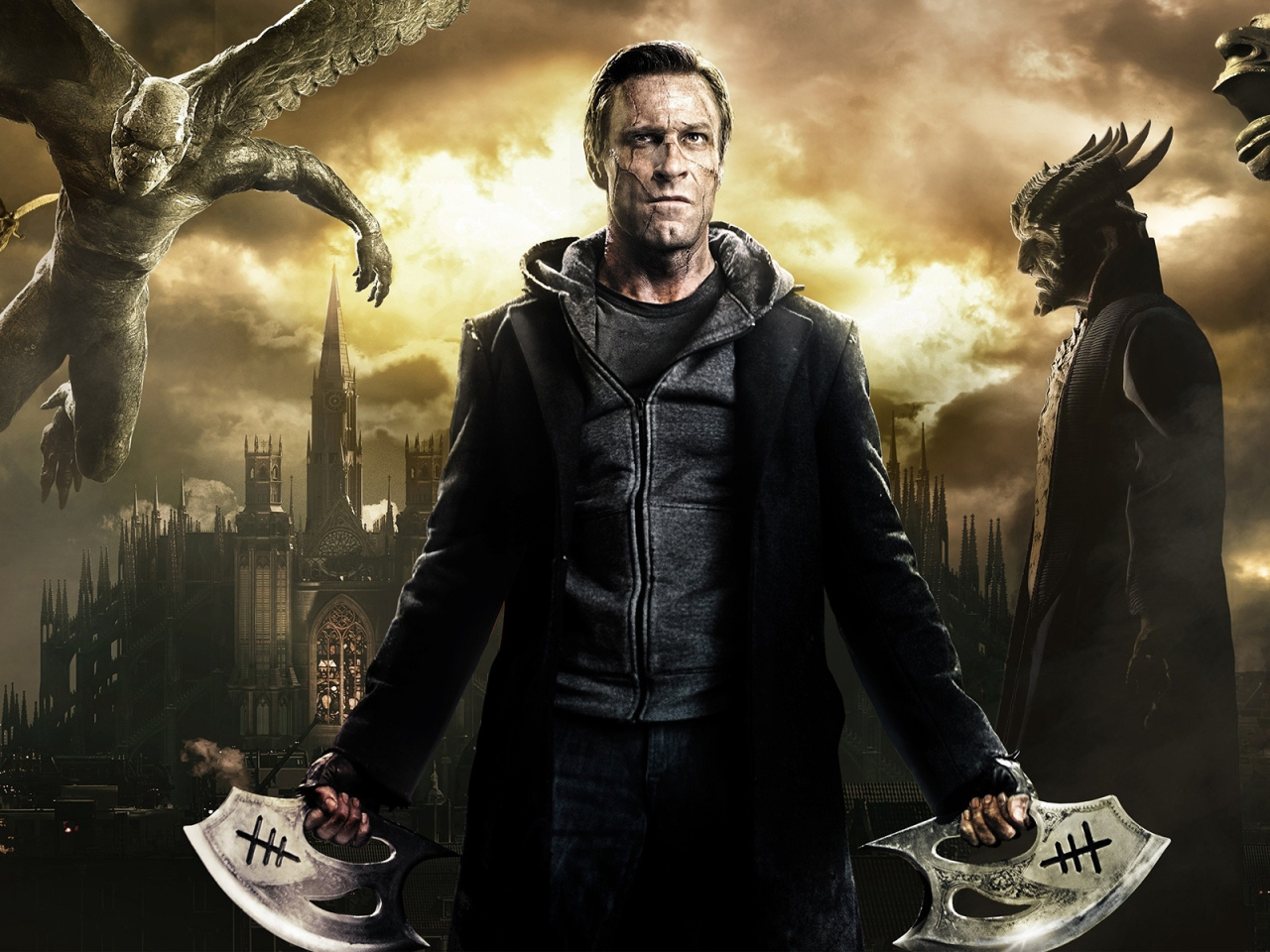I Frankenstein Movie for 1280 x 960 resolution