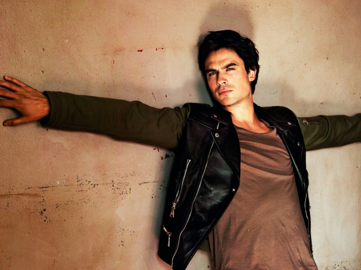 Ian Somerhalder Photo Session for 1152 x 864 resolution