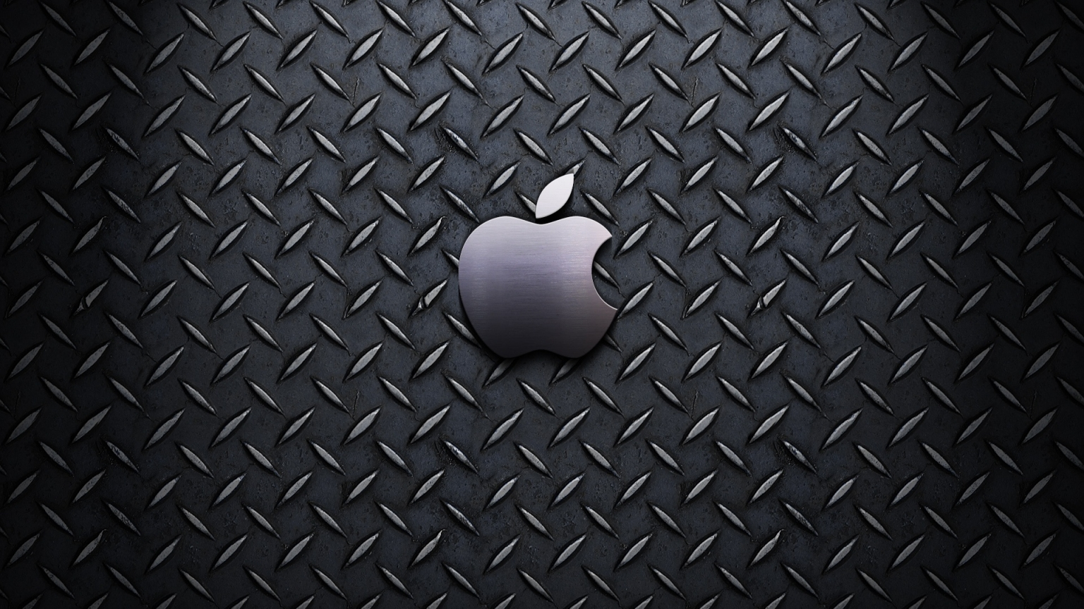 Industrial Apple for 1536 x 864 HDTV resolution