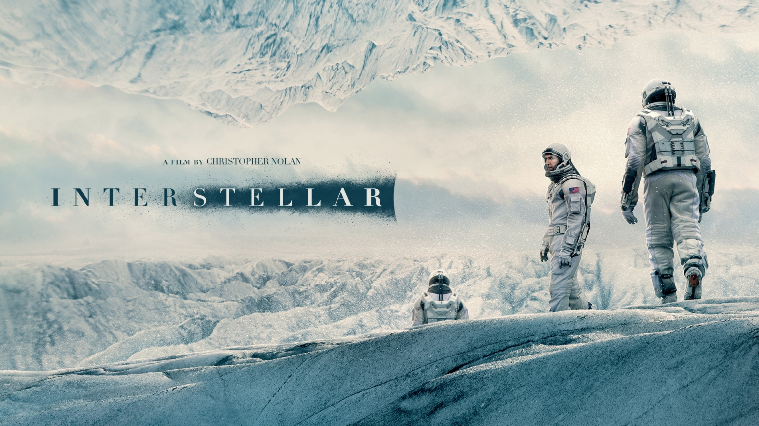 Interstellar Movie for 1536 x 864 HDTV resolution