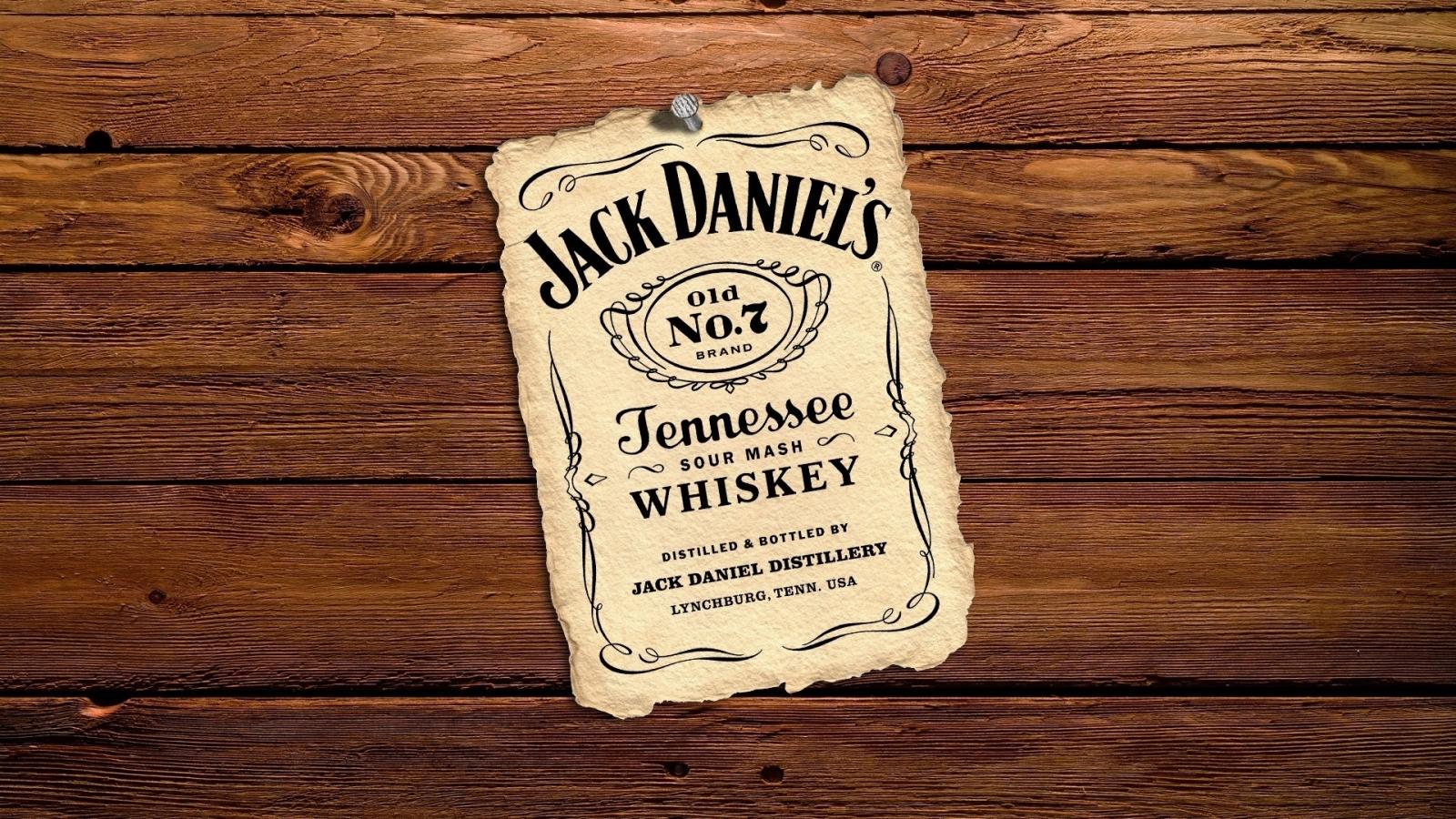 Jack Daniels Flyer Hd Wallpaper Wallpaperfx
