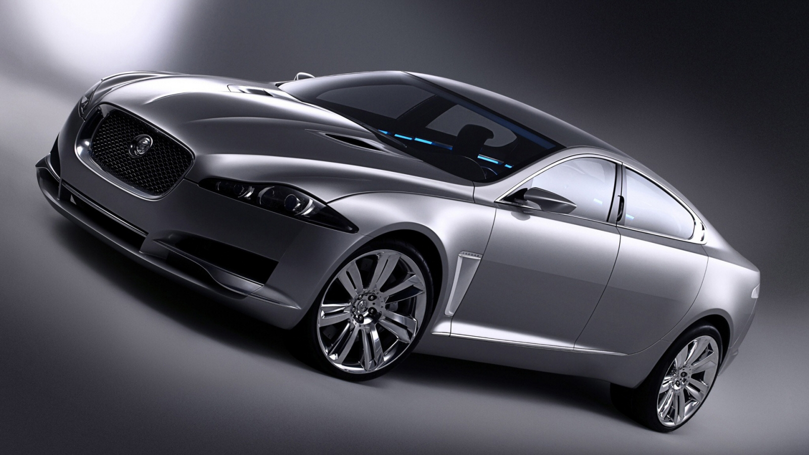 Jaguar C XF for 1600 x 900 HDTV resolution