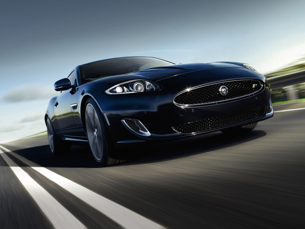 Jaguar XK Special Edition for 1024 x 768 resolution