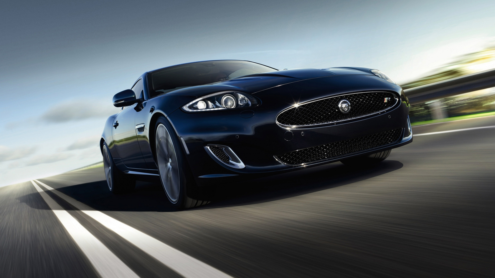 Jaguar XK Special Edition for 1680 x 945 HDTV resolution