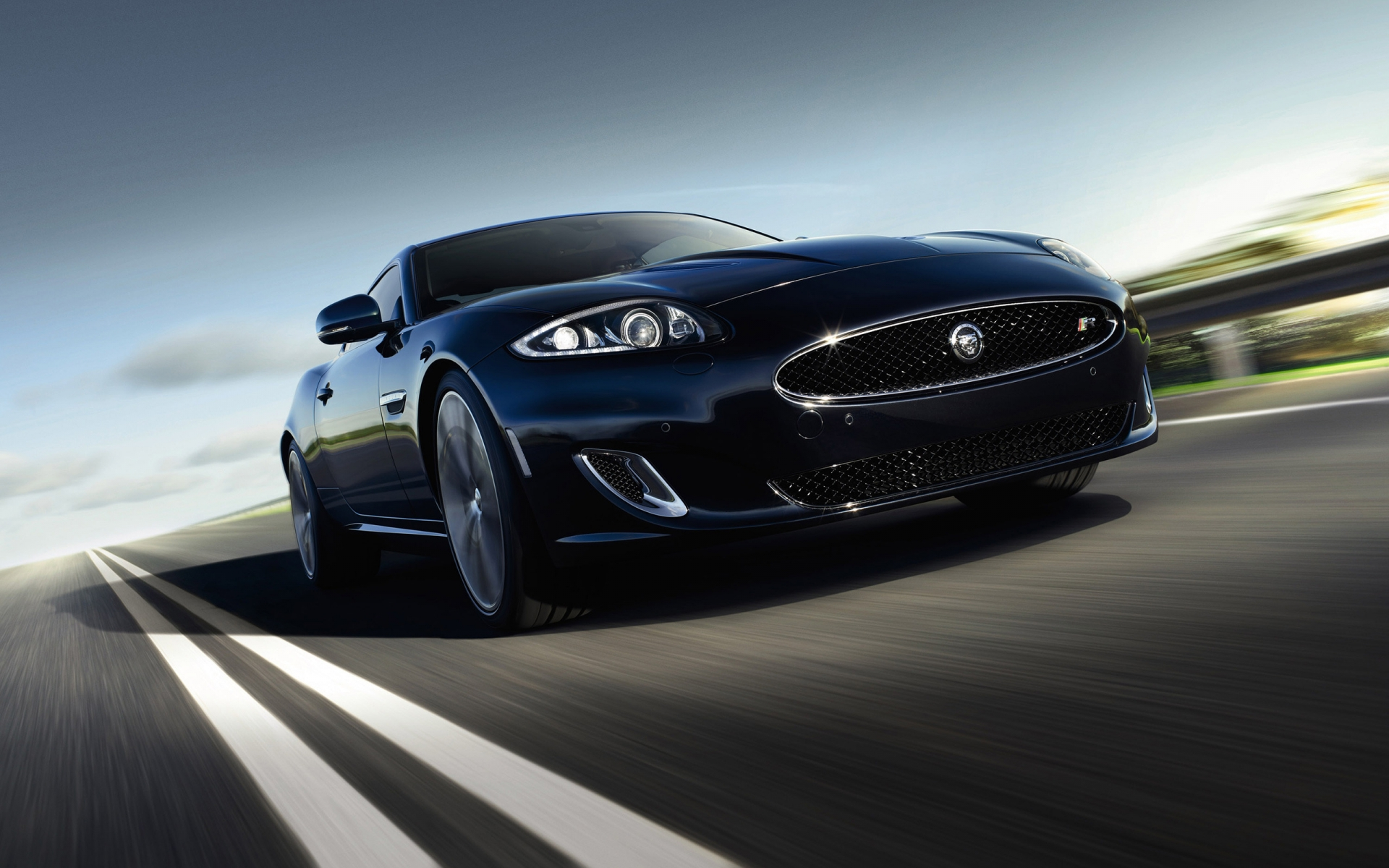 Jaguar XK Special Edition for 1920 x 1200 widescreen resolution