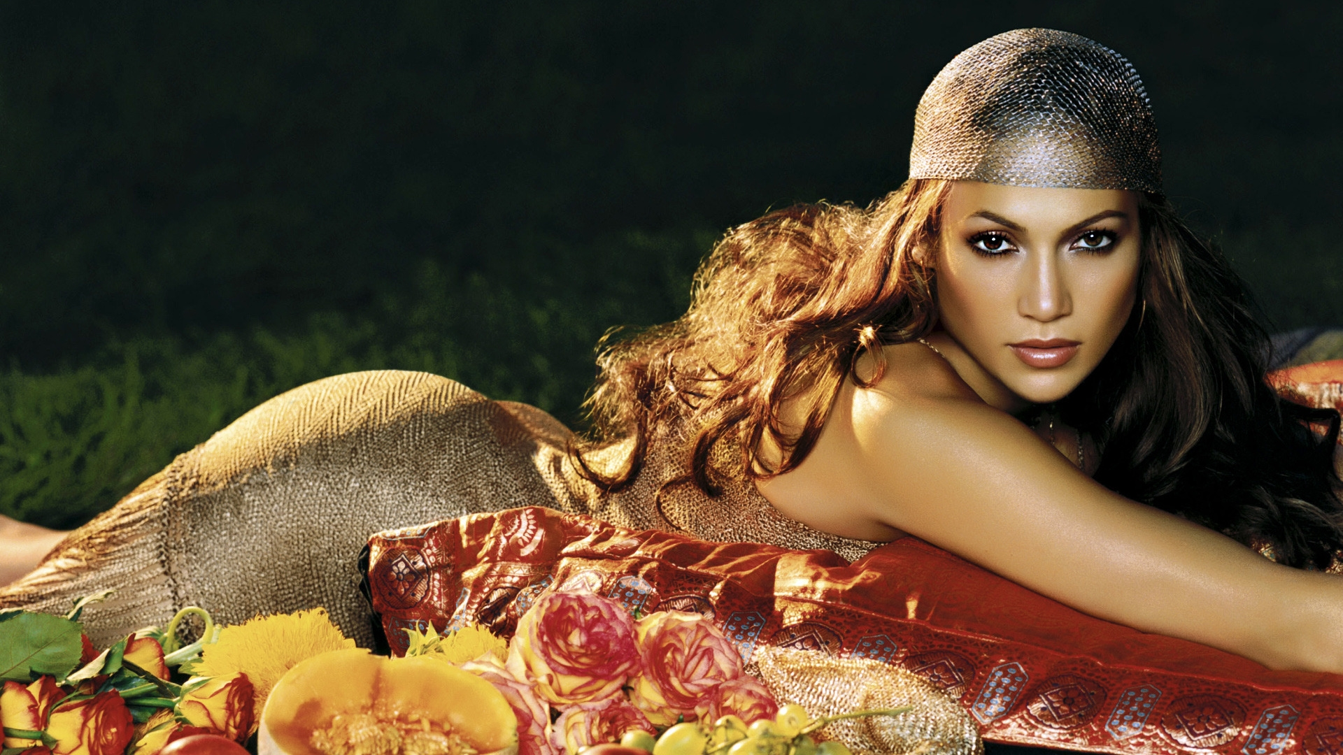 Jennifer Lopez Gipsy for 1920 x 1080 HDTV 1080p resolution