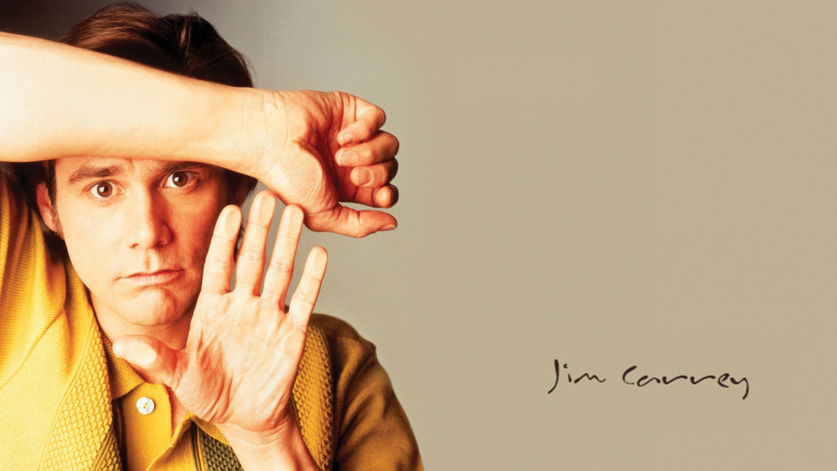 Jim Carrey for 1680 x 945 HDTV resolution