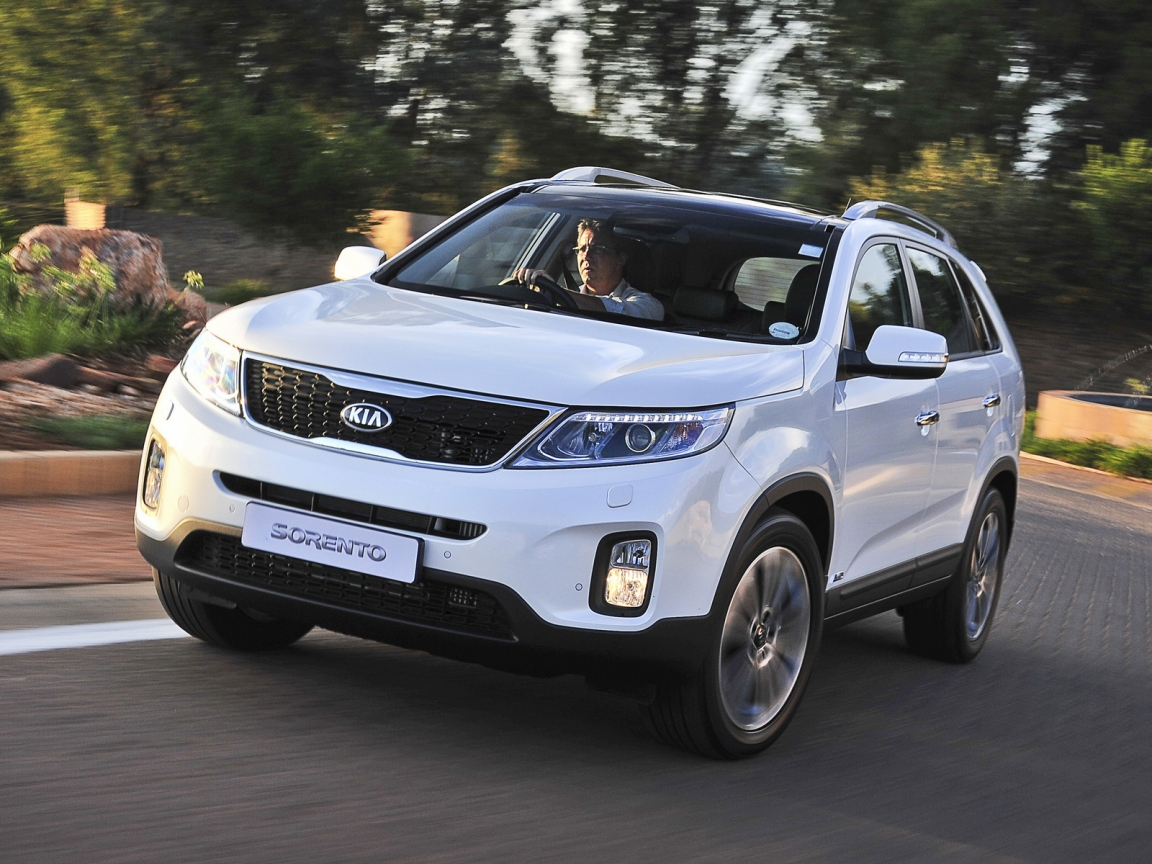Kia Sorento for 1152 x 864 resolution