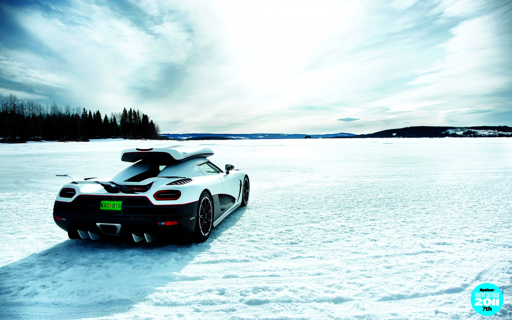 Koenigsegg Agera R for 1680 x 1050 widescreen resolution