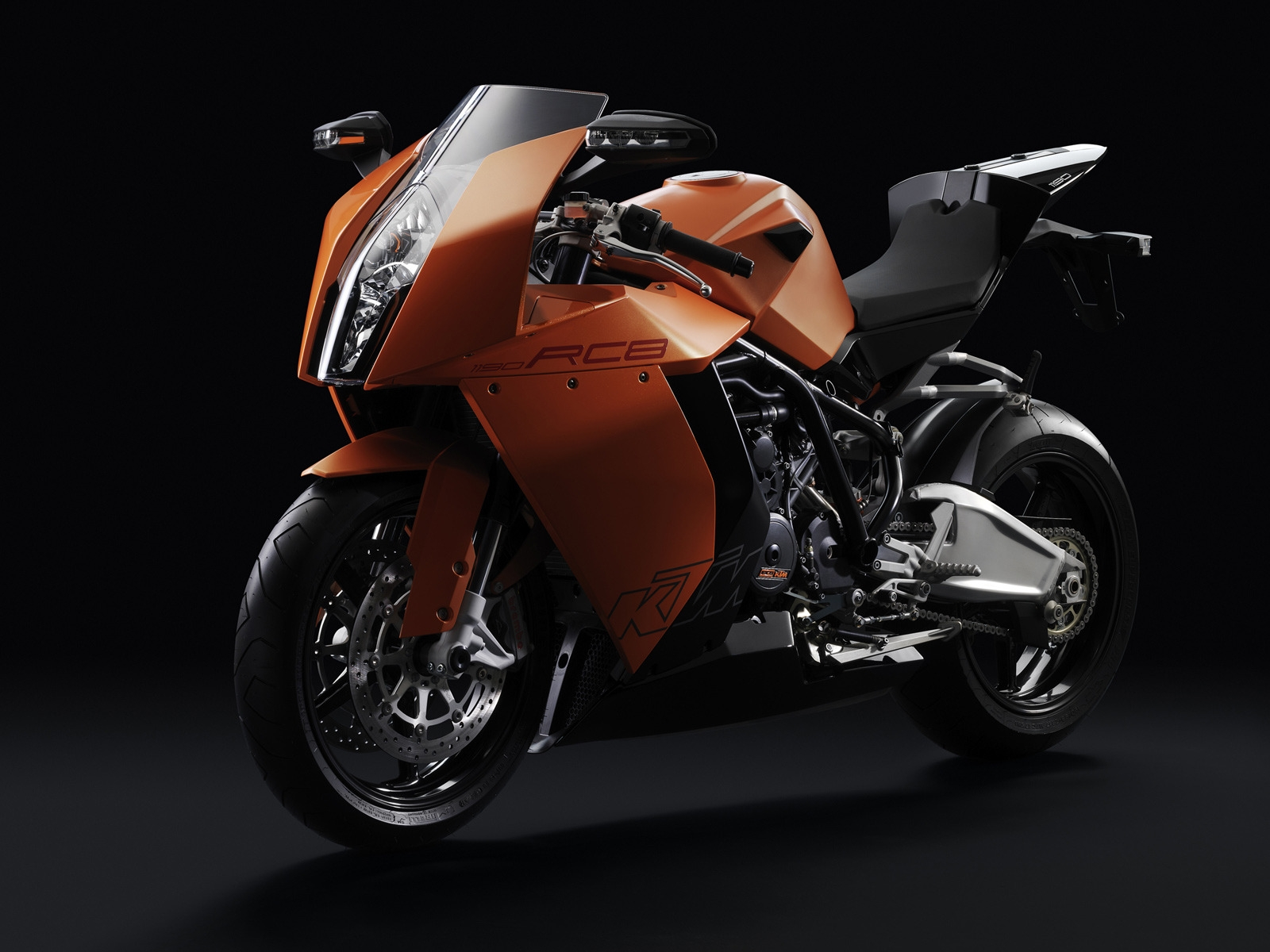 KTM 1190 RC8 for 1600 x 1200 resolution