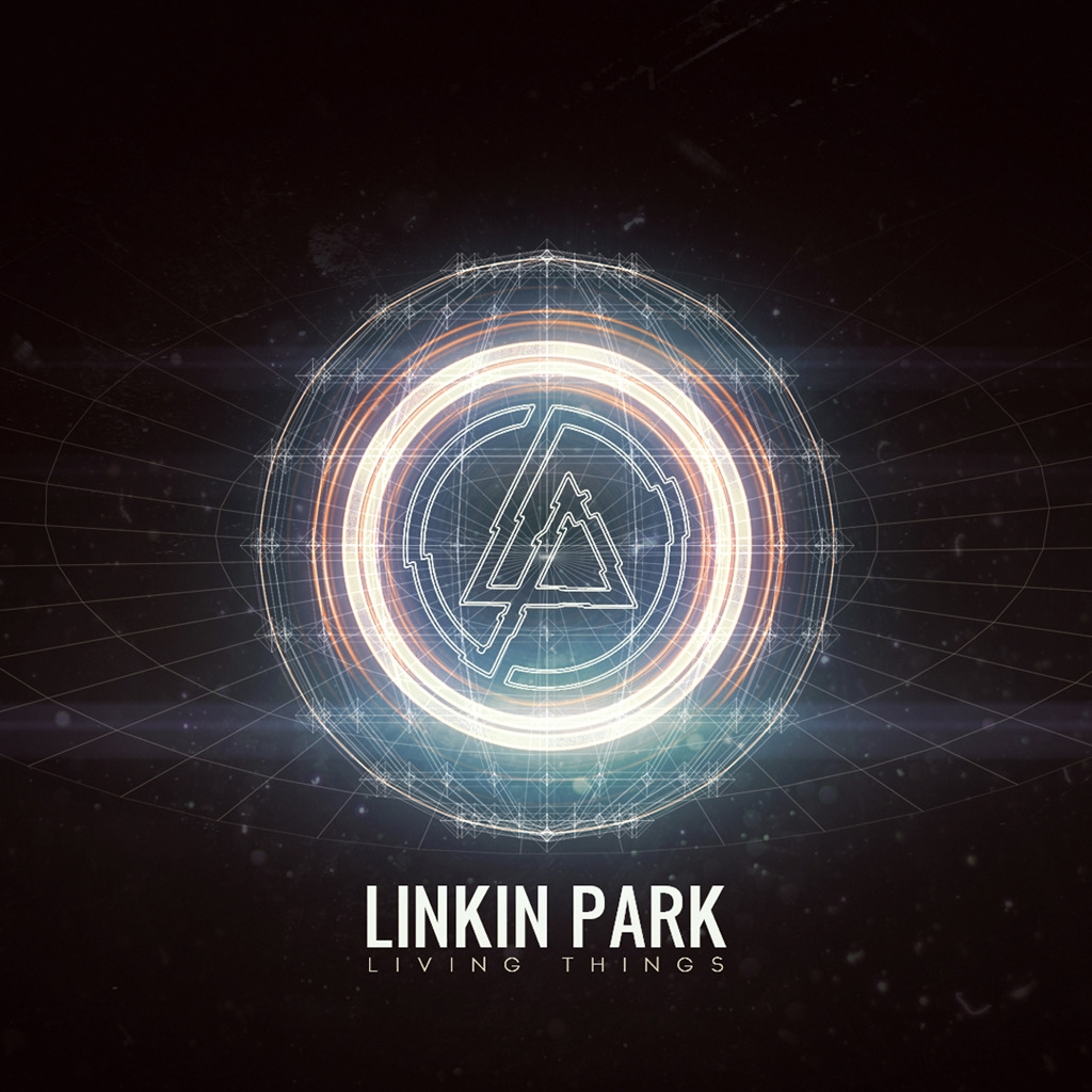 Linkin Park Living Things for 1024 x 1024 iPad resolution