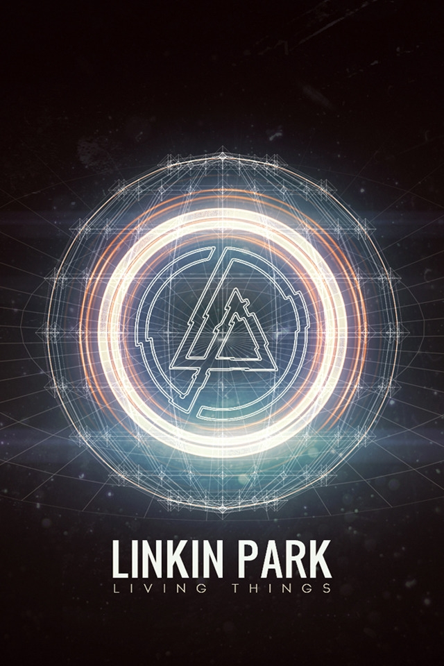 Linkin Park Living Things for 640 x 960 iPhone 4 resolution