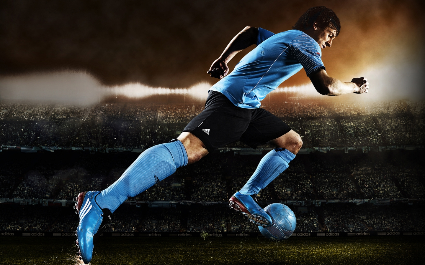 Lionel Messi Adidas for 1440 x 900 widescreen resolution